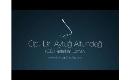 Koku Alma Bozukluğu Muayenesi Nasıl Yapılır - Op. Dr. Aytuğ Altundağ