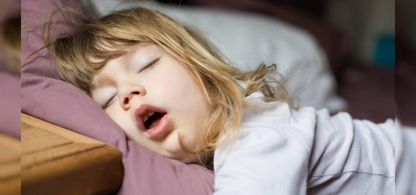Çocuklarda Uyku Apnesi